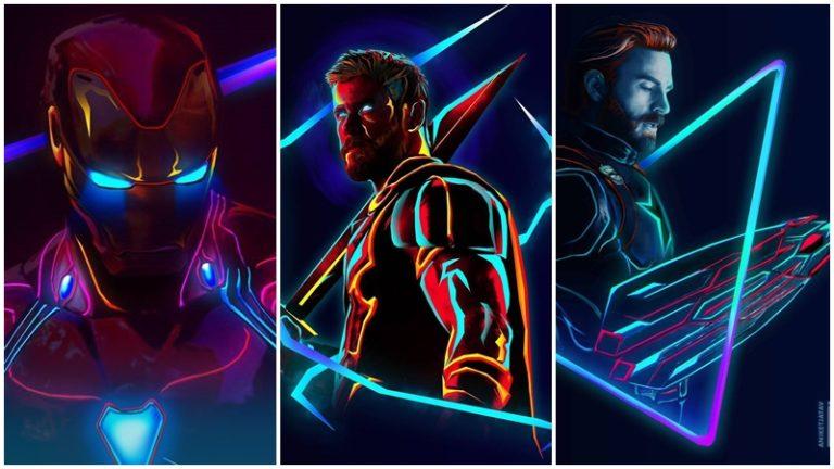 Poster Film Avengers Infinity War Buatan Artist Ini Sangatlah Menakjubkan! Dafunda Com