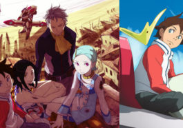 Rekomendasi Anime Mecha Terbaik Dafunda Otaku
