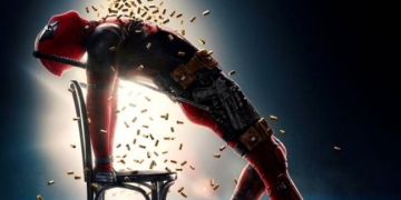 Deadpool 2 Flashdance Poster 2