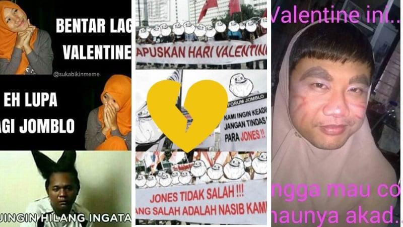 Meme Hari Valentine