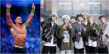 Pegulat John Cena Lagi - Lagi Ungkap Kecintaannya Kepada BTS!