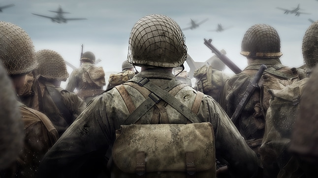 Sutradara Call Of Duty