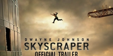 Trailer Skyscraper The Rock