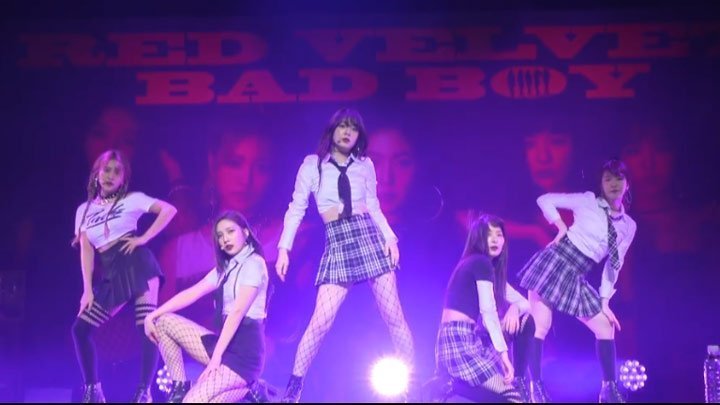 Netizen Protes Red Velvet Tampil Dengan Kostum Yang Terlalu Seksi! 1