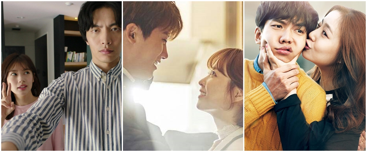 10 Rekomendasi Drama Korea Komedi Romantis Terbaik, Dijamin Bikin Baper! Dafunda Com