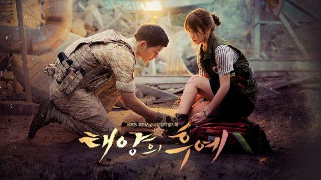20+ Rekomendasi Drama Korea Romance Terbaik, Dijamin Bikin Senyum Senyum Sendiri! Descendants Of The Sun
