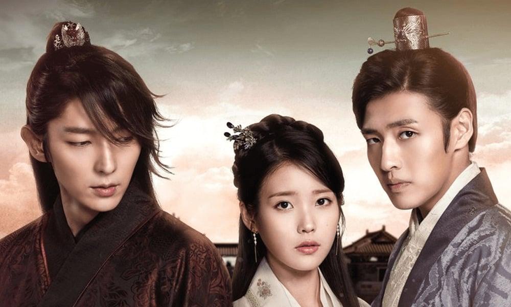 20+ Rekomendasi Drama Korea Romance Terbaik, Dijamin Bikin Senyum Senyum Sendiri! Moon Lovers Secarlet Heart Ryeo Dafunda