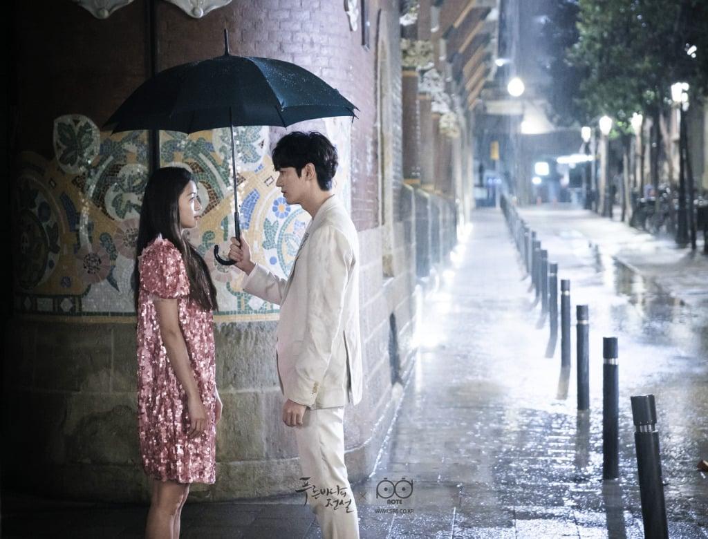20+ Rekomendasi Drama Korea Romance Terbaik, Dijamin Bikin Senyum Senyum Sendiri! The Legends Of Blue Sea