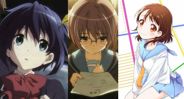 22 Karakter Cewek Anime Dandere, Waifu Paling Kawaii Dan Populer Dafunda Otaku