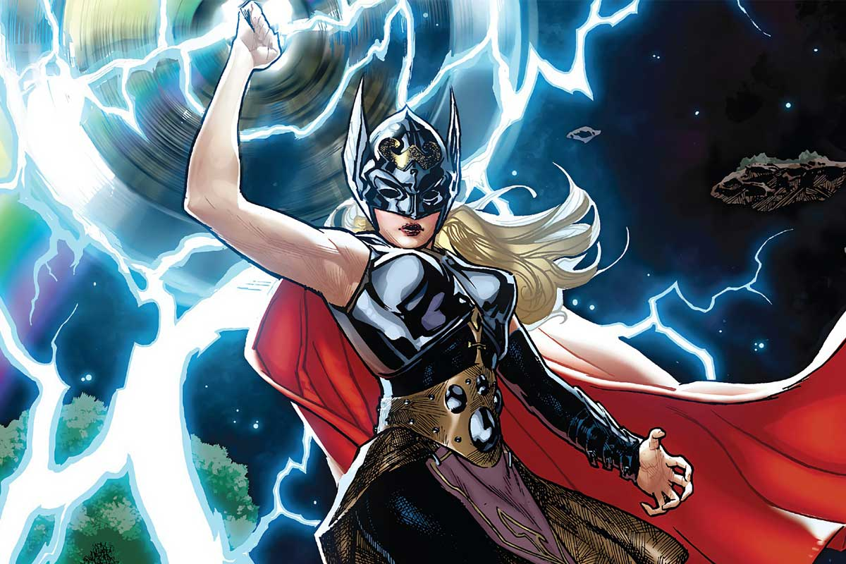 Akhirnya Thor Mati Di Marvel Universe! Dafunda Com