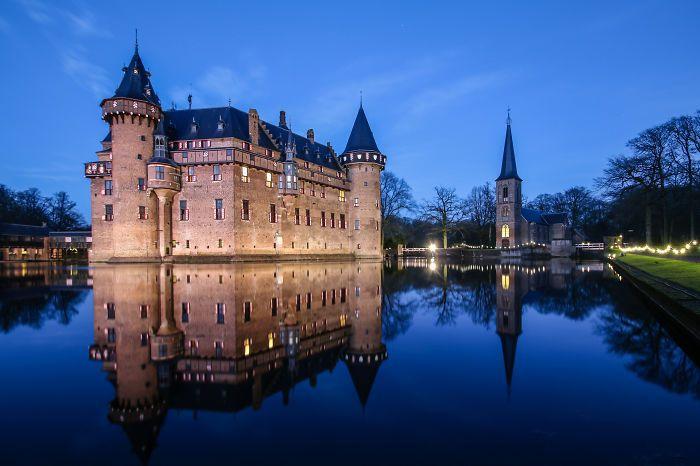 Castle De Haar, Belanda