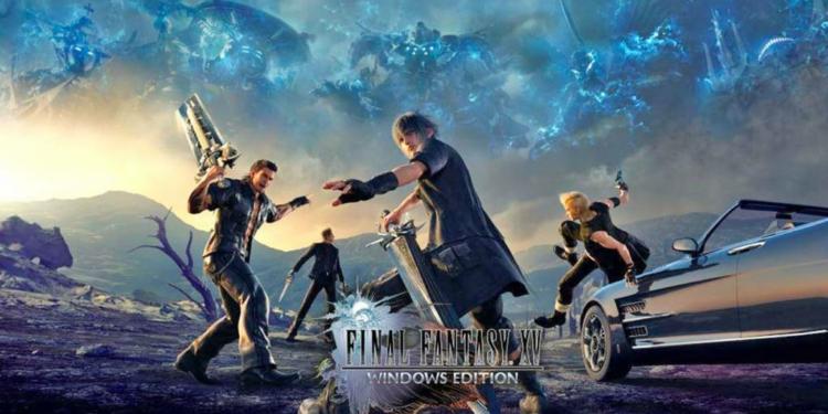 Final Fantasy Crack CODEX Baru