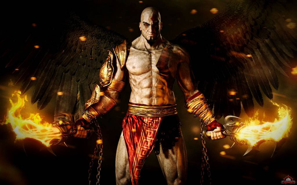 GOW 3 Blades Of Chaos