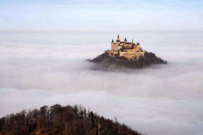 Hihenzollern Castle, Jerman