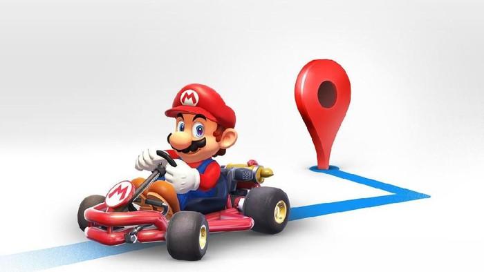 Mario Hadir Di Google Maps