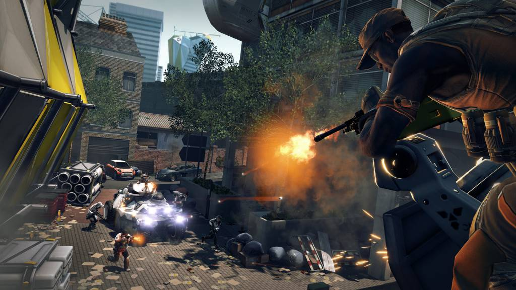 Rekomendasi Game FPS Terbaik PC Dirty Bomb