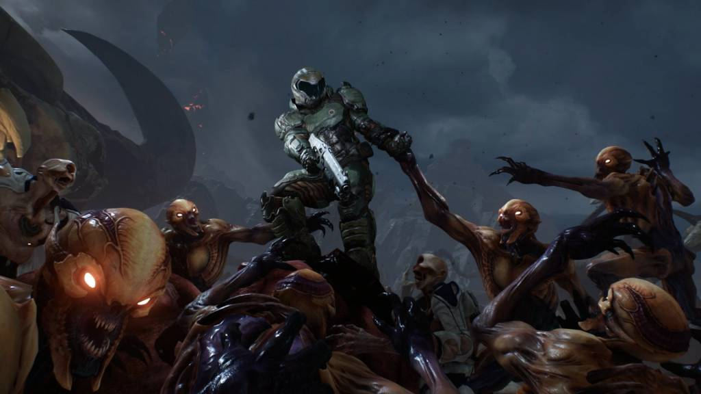 Rekomendasi Game FPS Terbaik PC Doom Series