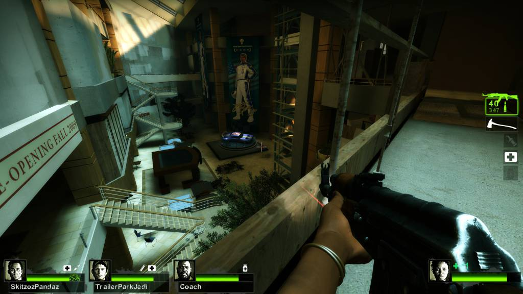 Rekomendasi Game FPS Terbaik PC Left 4 Dead Series