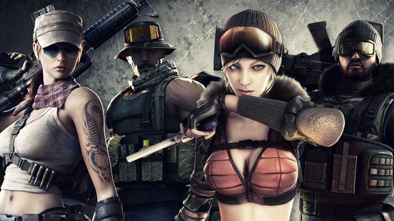 Rekomendasi Game FPS Terbaik PC Point Blank