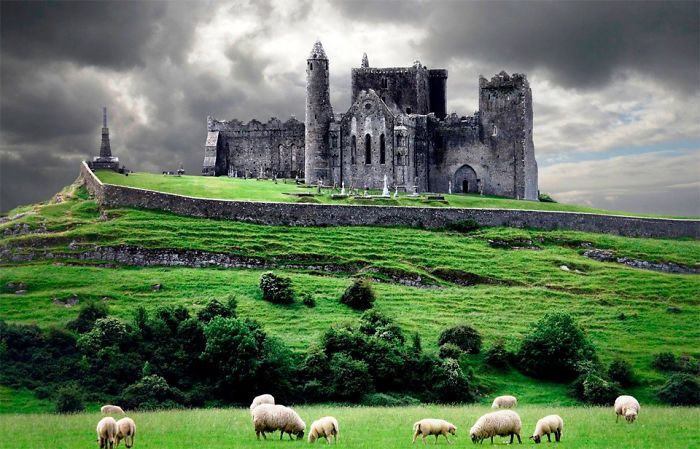Rock Of Cashel, Irlandia