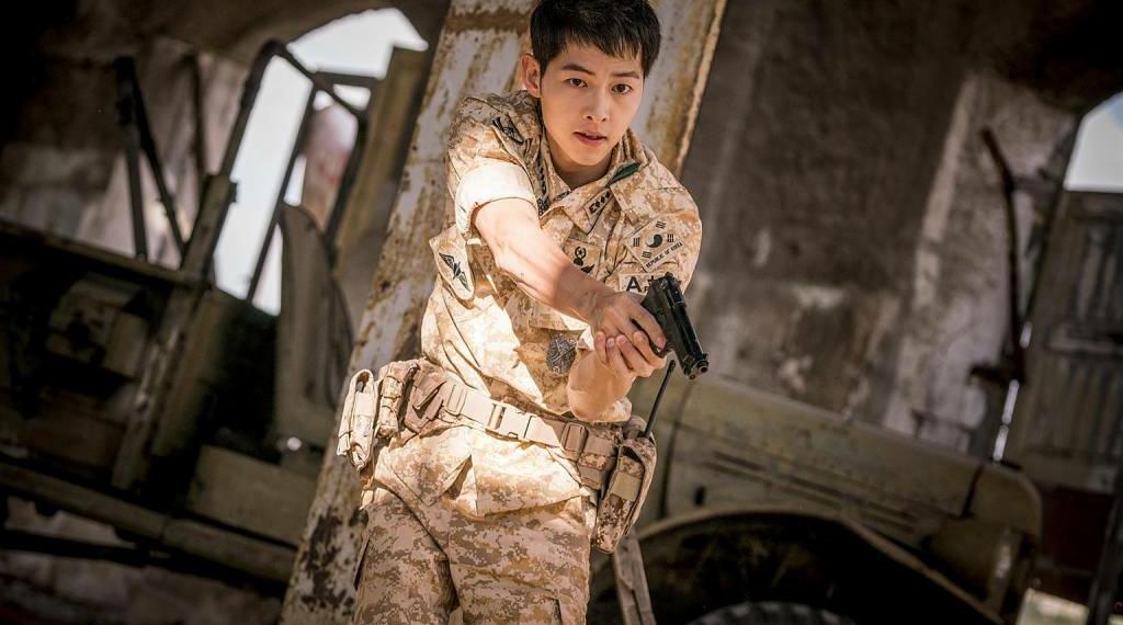Song Joong Ki Akan Bermain Drama Baru Dafunda Com