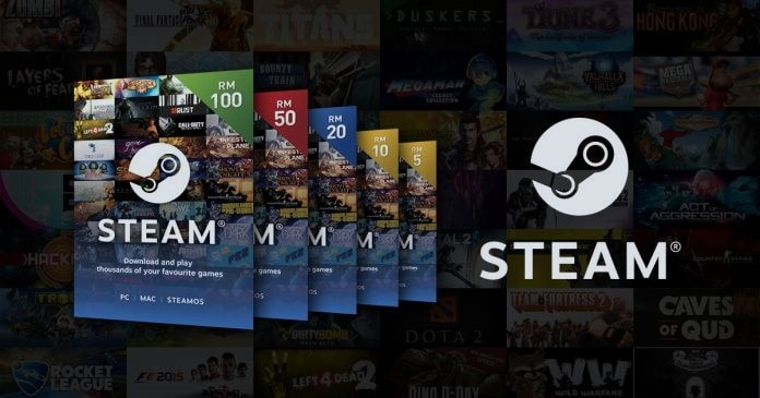 Steam Indonesia Min