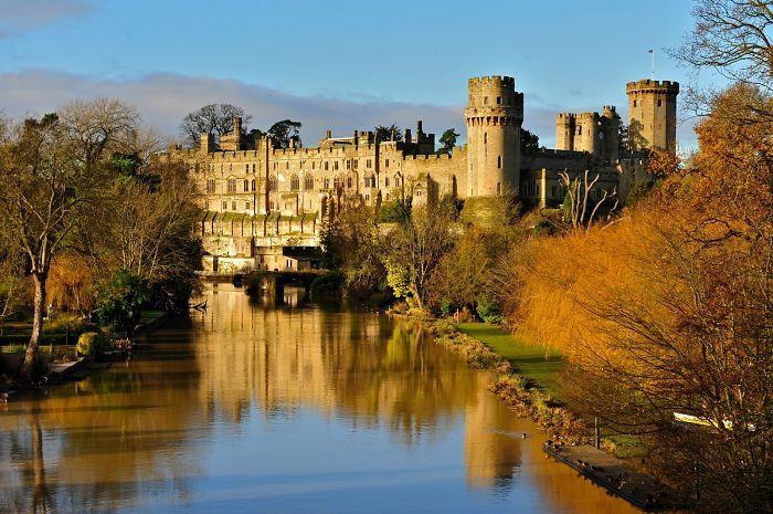 Warwick Castle, Inggris