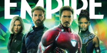 Cover Empire Infinity War