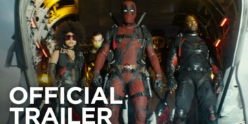 `official trailer deadpool 2