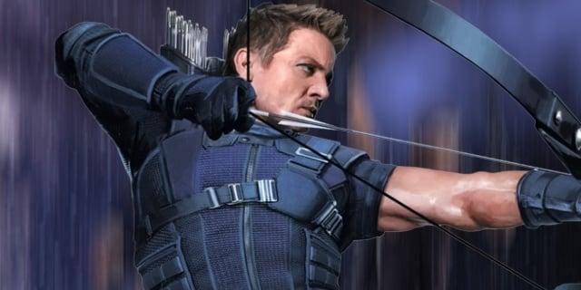 Hawkeye Masih Belum Hadir Di Infinity War