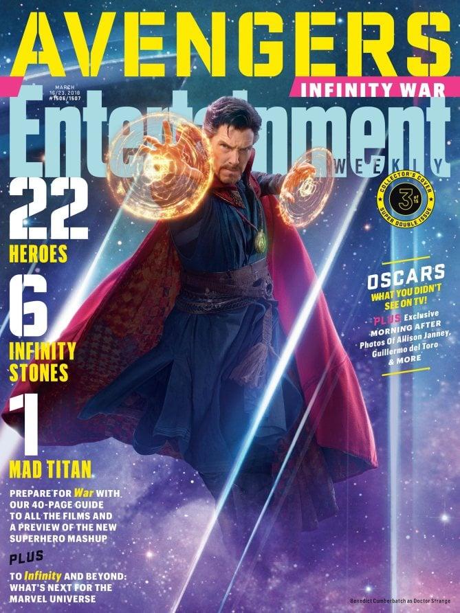 Infinity War Cover 3