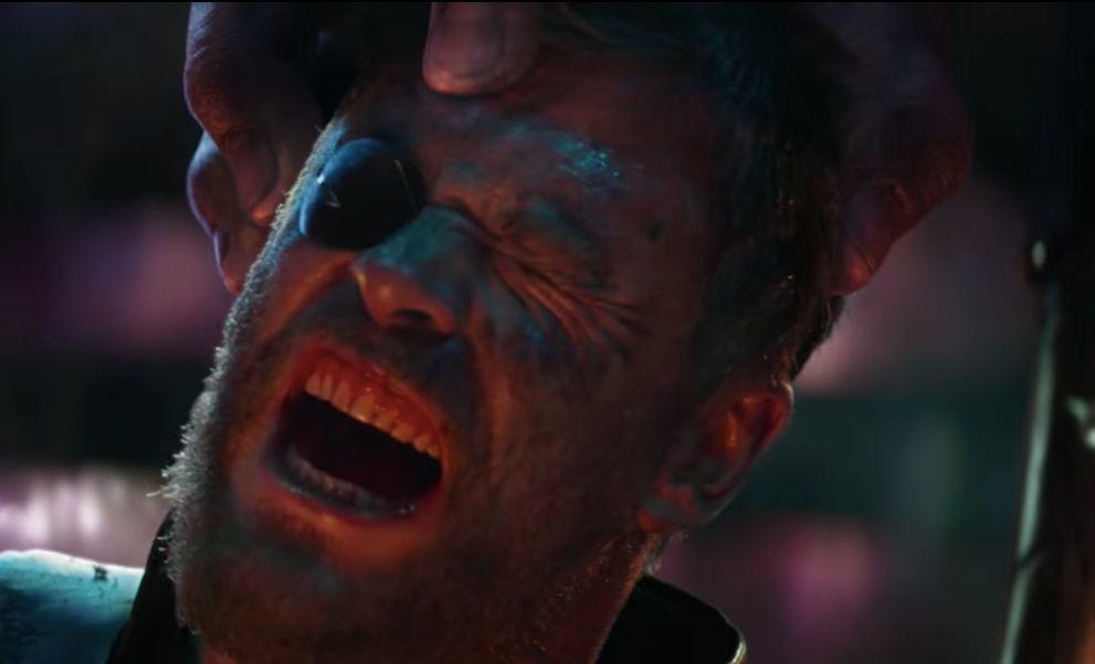 Infinity War Thor Thanos 1093901
