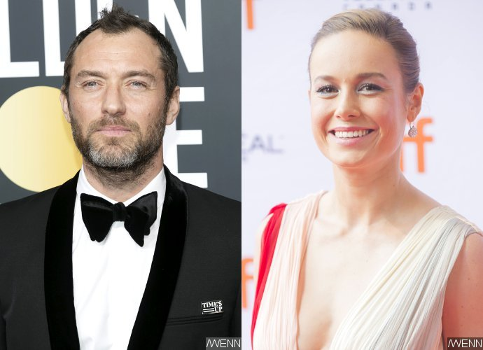 Jude Law Lokasi Syuting Captain Marvel