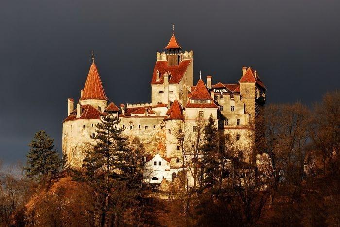Kastil Di Eropa