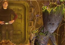 Kelucuan Groot Di Tv Spot Infinity War
