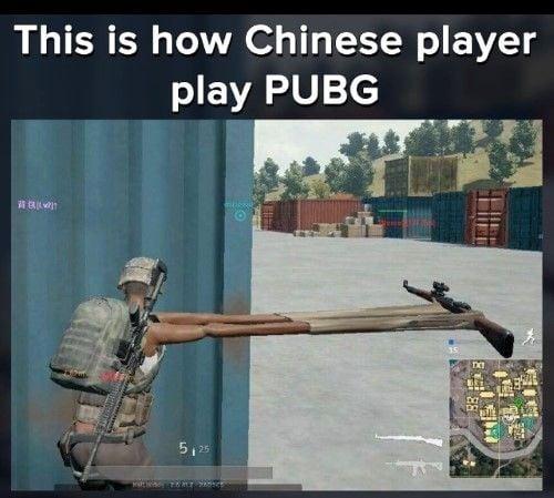 Meme Game PUBG Yang Bikin Ketagihan Dan Ngakak (1)