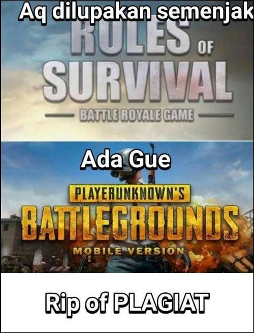 Meme Game PUBG Yang Bikin Ketagihan Dan Ngakak (4)