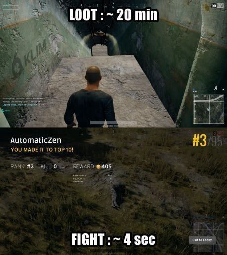 Meme Game PUBG Yang Bikin Ketagihan Dan Ngakak (6)