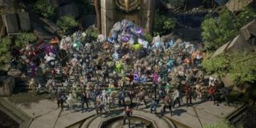 Paragon Unreal Engine Min