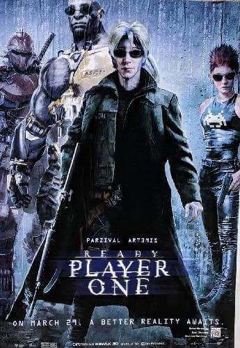Poster Ready Player One 1