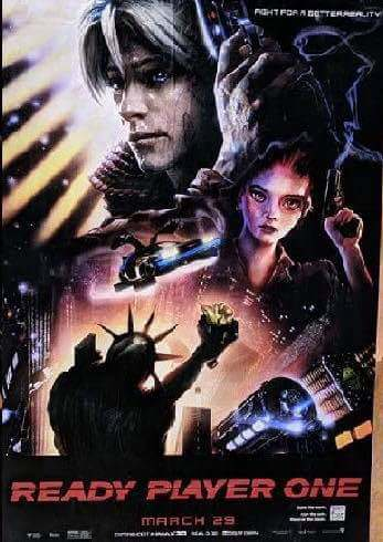 Poster Ready Player One 8
