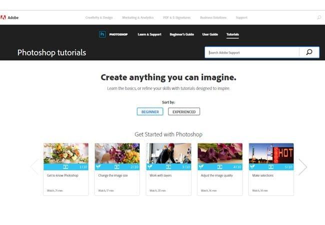 Situs Belajar Photoshop (2)