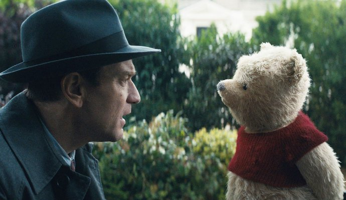 Teaser Trailer Christopher Robin