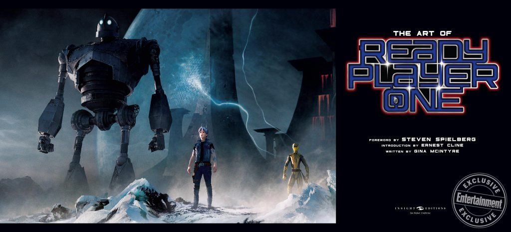 The Art Of Ready Player One By Gina McIntyre CR: Insight Editions