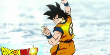 teaser trailer pertama dragon ball super