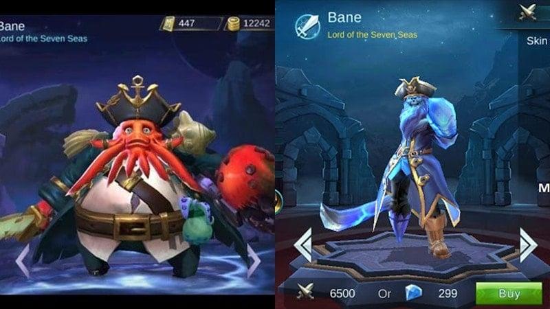Bane Mobile Legends Min