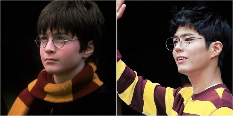 Beginilah Jadinya Jika Film Harry Potter Pemerannya Adalah Artis Korea, Cocok Banget! 1