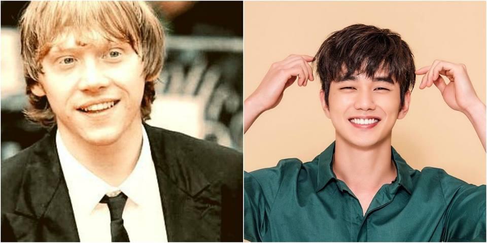 Beginilah Jadinya Jika Film Harry Potter Pemerannya Adalah Artis Korea, Cocok Banget! 6