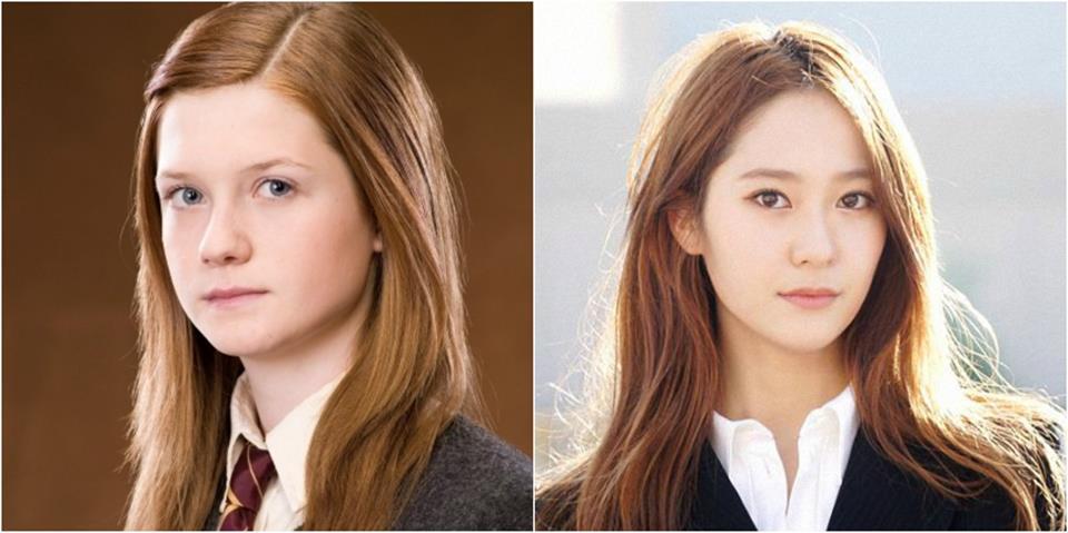 Beginilah Jadinya Jika Film Harry Potter Pemerannya Adalah Artis Korea, Cocok Banget! 7