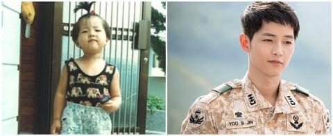 Berikut 15 Foto Masa Kecil Artis Korea Terkenal, Ganteng Asli Atau Hasil Operasi Song Joong Ki